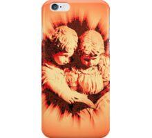 Jesus Loves The Little Children iPhone Case/Skin