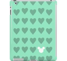Hidden Mickey- Loch Lomond Green iPad Case/Skin