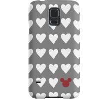 Hidden Mickey- Ohio State Samsung Galaxy Case/Skin