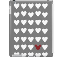 Hidden Mickey- Ohio State iPad Case/Skin