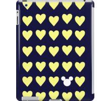 Hidden Mickey- University of Michigan iPad Case/Skin