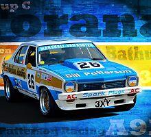 Bill Patterson A9X Torana by Stuart Row