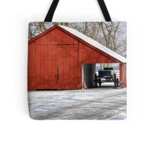 Scale House Tote Bag