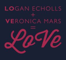 Logan + Veronica = LoVe by abilly