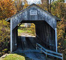 Grange City Covered Bridge by mcstory