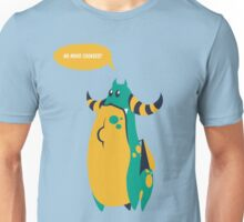 Monty the hungry dragon Unisex T-Shirt