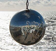 Glitterball at Brighton by Sue Robinson