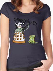 SkaroBillies Women's Fitted Scoop T-Shirt