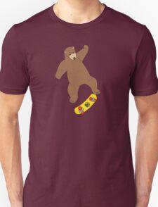 Skateboarding Bear T-Shirt