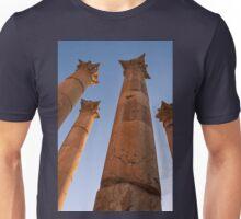 Columns of the Temple of Artemis Unisex T-Shirt
