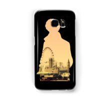 Sherlock - London Silouette Samsung Galaxy Case/Skin