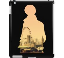 Sherlock - London Silouette iPad Case/Skin