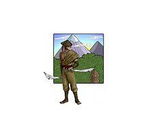 Warrior Hound by JBIllustrations