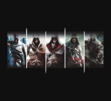 Assassins Creed - The Assassins by Shada0071