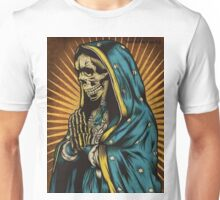 Virgin Mary skull Unisex T-Shirt