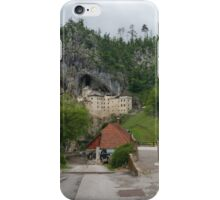 The Castle In A Cave iPhone Case/Skin