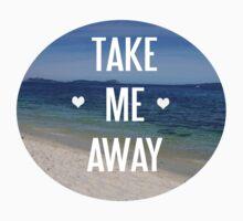 take me away One Piece - Short Sleeve