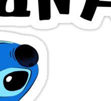 Stitch - Ohana Sticker
