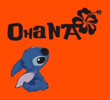 Stitch - Ohana Kids Tee