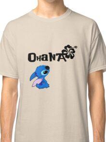 Stitch - Ohana Classic T-Shirt