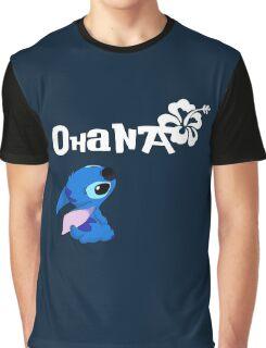 Stitch - Ohana Graphic T-Shirt