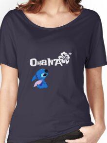 Stitch - Ohana Women's Relaxed Fit T-Shirt