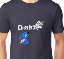 Stitch - Ohana Unisex T-Shirt