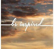 be inspired by AnnaGo