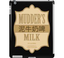 Mudder's Milk iPad Case/Skin