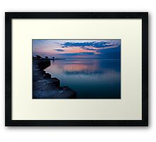 I Want to Reach Out and Touch the Sky Framed Print