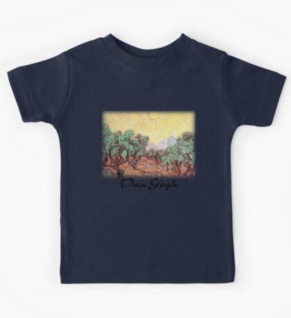 Vincent Van Gogh – Olive Grove Kids Tee
