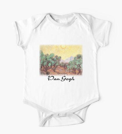 Vincent Van Gogh – Olive Grove One Piece - Short Sleeve