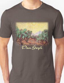 Vincent Van Gogh – Olive Grove T-Shirt