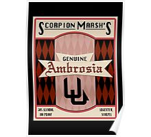 Ambrosia - So Say We All Poster