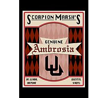 Ambrosia - So Say We All Photographic Print