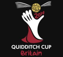 Quidditch Cup 2014 by machmigo