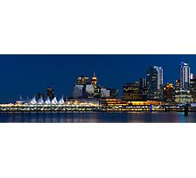 Downtown Vancouver Skyline Photographic Print