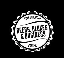 Beers, Blokes & Business Case by sportsgeek