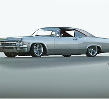 1967 Chevrolet Custom Impala 327 by DaveKoontz
