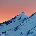 Sherman Peak on Mount Baker by Michael Russell