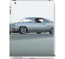 1967 Chevrolet Custom Impala 327 iPad Case/Skin