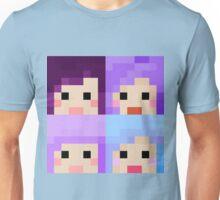 iHasCupquake Minecraft Skin Collection Unisex T-Shirt