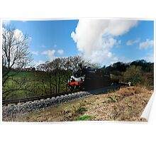 Approaching Goathland Poster
