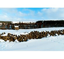 Teesdale Photographic Print