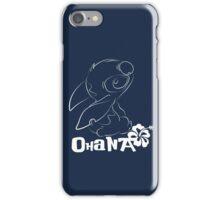 Stitch (Minimal) iPhone Case/Skin