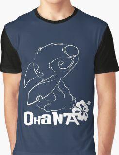 Stitch (Minimal) Graphic T-Shirt