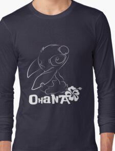Stitch (Minimal) Long Sleeve T-Shirt