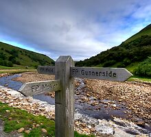Keld, Muker, Gunnerside by Stephen Smith