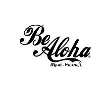Be Aloha Logo by bealoha