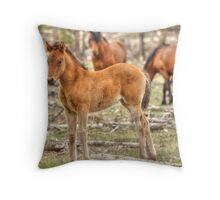 Close enough Throw Pillow